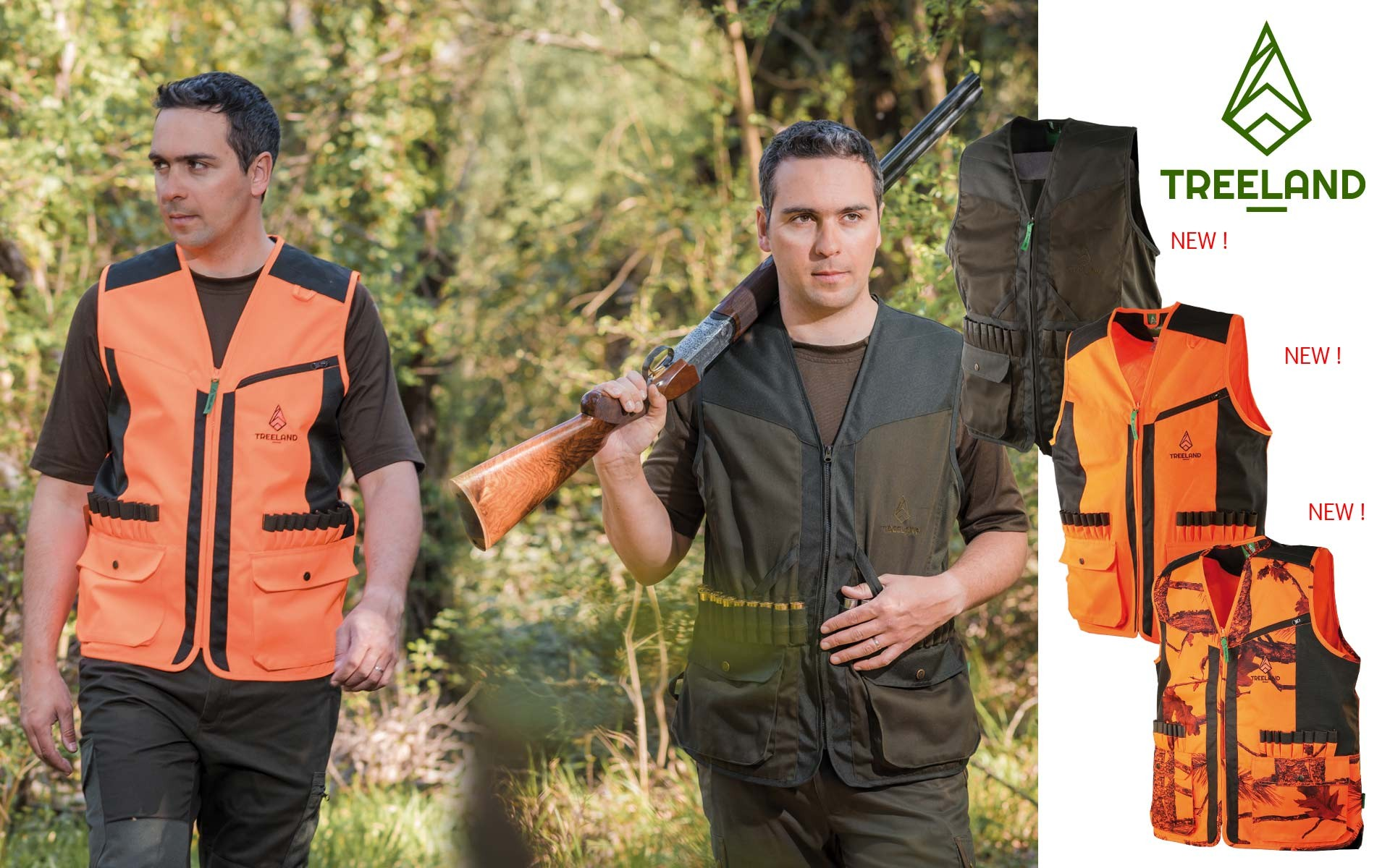 Treeland vests