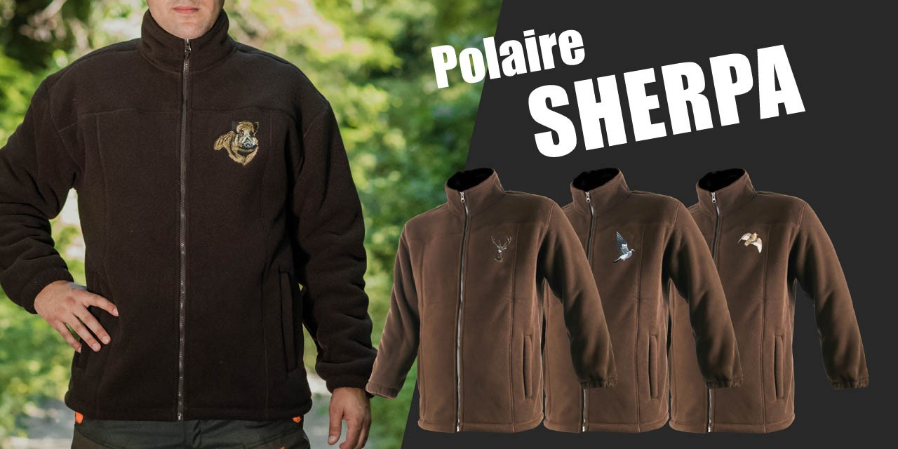 Gamme Polaire Sherpa