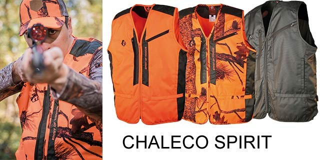 CHALECO SPIRIT